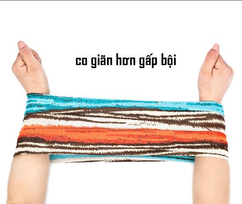 khăn đa năng len thun loại tốt