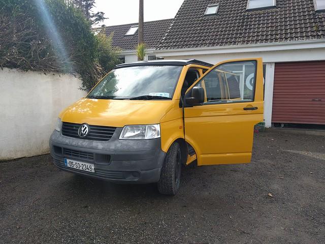 VW camper DAKAR