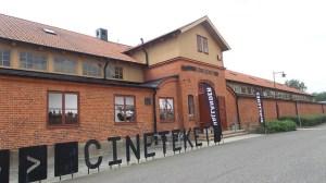 Cineteket film museum Ystad