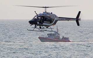 1971 Bell OH-58C JetRanger 71-20439 - Bay County (Florida ...