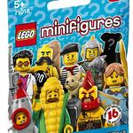 LEGO 71018 Collectible Minifigures series 17