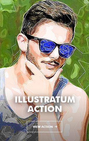 Ink Spray Photoshop Action V.1 - 49
