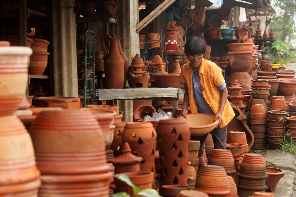 Pottery Store in Iguig