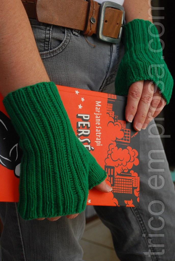 blog tricô em prosa - para mãos abrigadas do frio - receita grátis em português