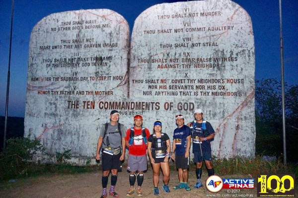 Team Pinoy Trails and Team Active Pinas