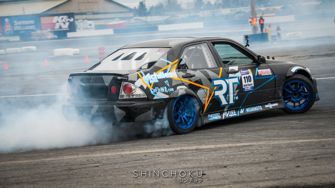 Evergreen Drift - ProAm Round 1 (4-8-17)