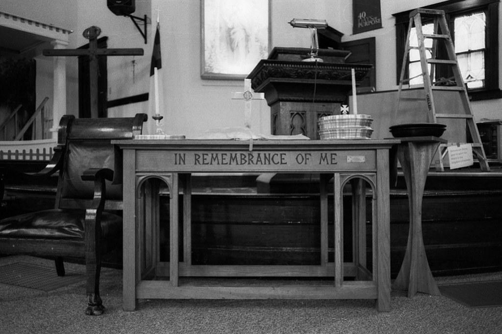 At West Park Christian Church