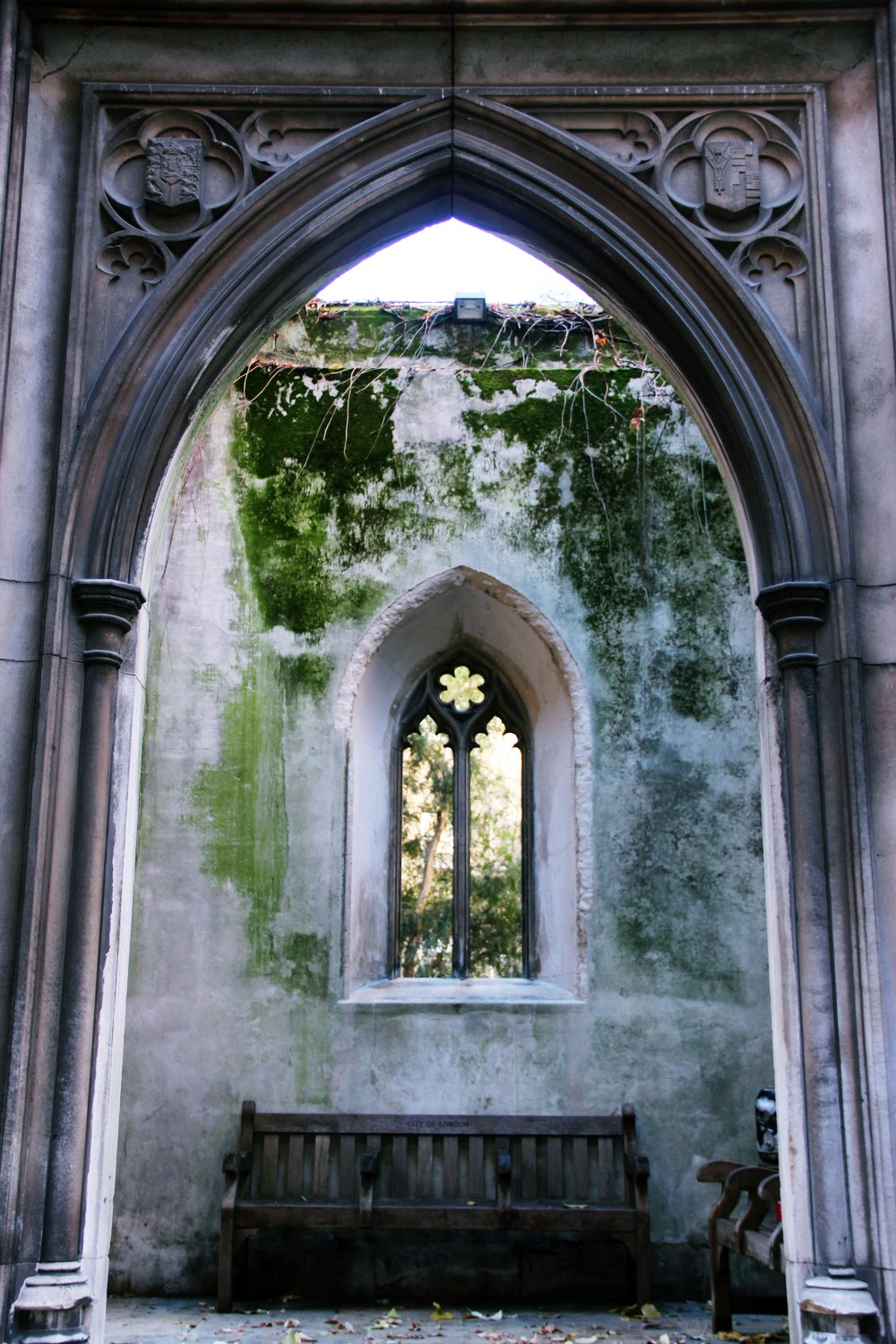 11 Dec 2016: St Dunstan in the East | London, England