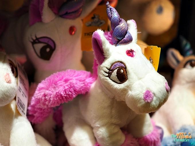 Unicorn plush toy tickles sm north edsa