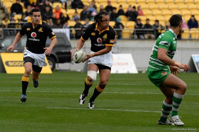 tana umaga at wellington