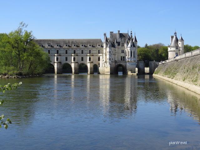 Chateaux de Chenonceau