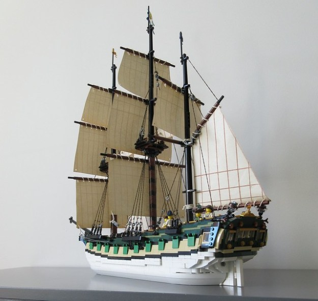 lego tall ship archives the brothers brick the brothers brick. Black Bedroom Furniture Sets. Home Design Ideas