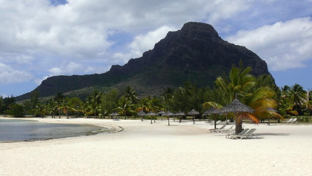 best beaches in Mauritius