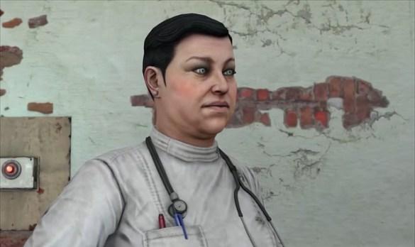 Syberia 3 - Dr Olga