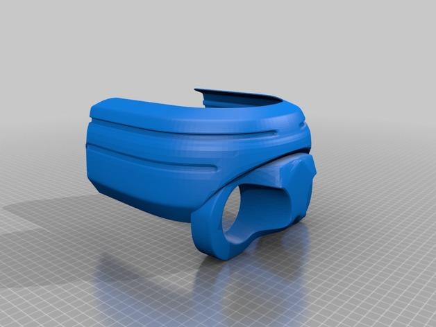 Jurassic Paul - impressão 3D