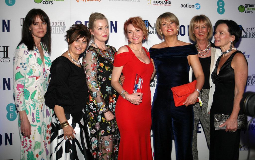 UK Blog Awards 2017 LadyofStyle Over40Collective 1