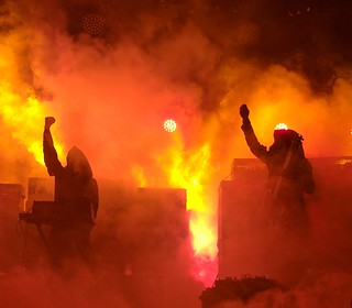 Sunn O))): Barbican, London: 21-March 2017