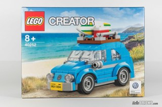 REVIEW LEGO 40252 Mini Volkswagen Beetle