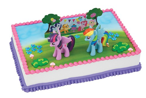 Tortas Decoradas De My Little Pony Pasteles De Cumplea 241 Os