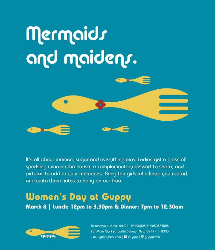 hungrynomads women's day guppy