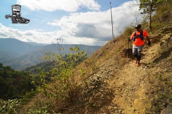 Using Salomon at Cordillera Mountain Ultra