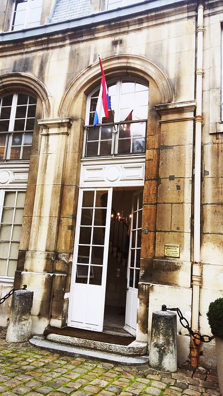 Ambassade du Paraguay