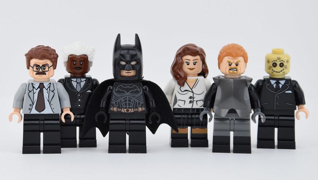 LEGO Batman Begins Hello Guys Its Alex THELEGOFAN Here