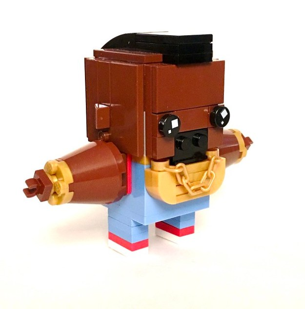 Brickheadz Mr. T