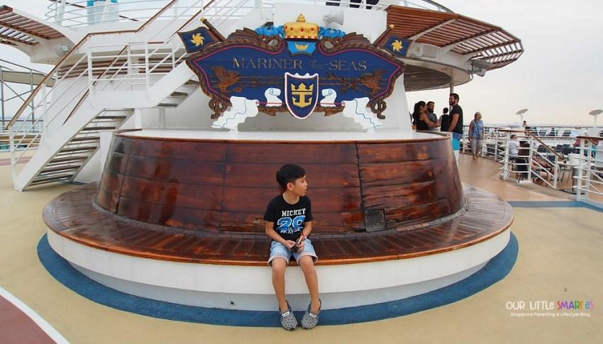 Edison on Mariner of the Seas