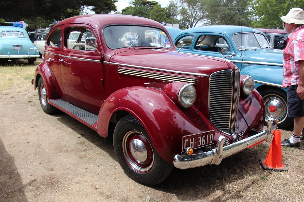 1938 Dodge 2 Door Sloper Coupe The Dodge Brothers