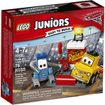 LEGO Cars 3 - 10732 Guido and Luigi's Pit Shop