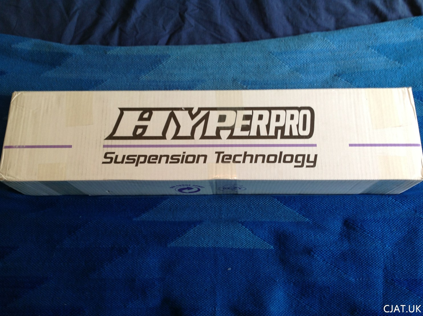 Suzuki RF900 HyperPro Suspension