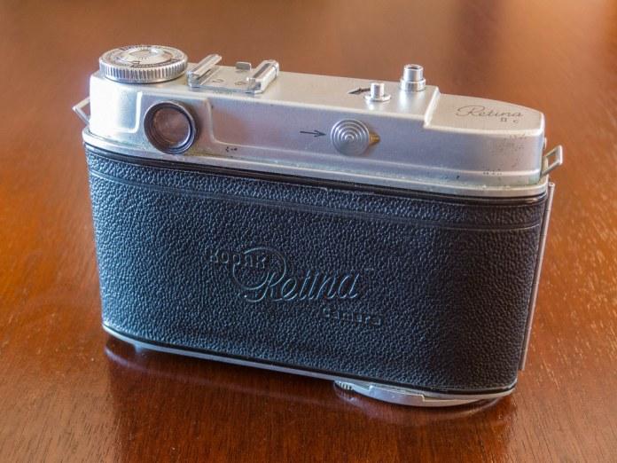Kodak Retina IIc