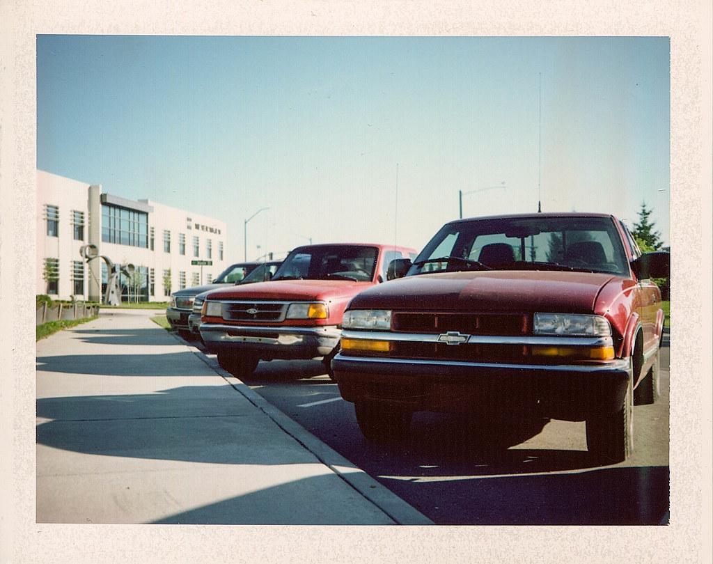 Truck snouts