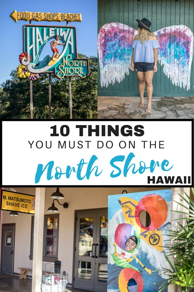 THINGS YOU MUST DO ON THE NORTH SHORE OAHU HAWAII - 10 things to see and do in honolulu