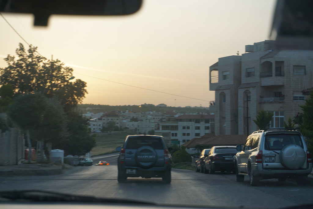 Al-Afghani Sunset