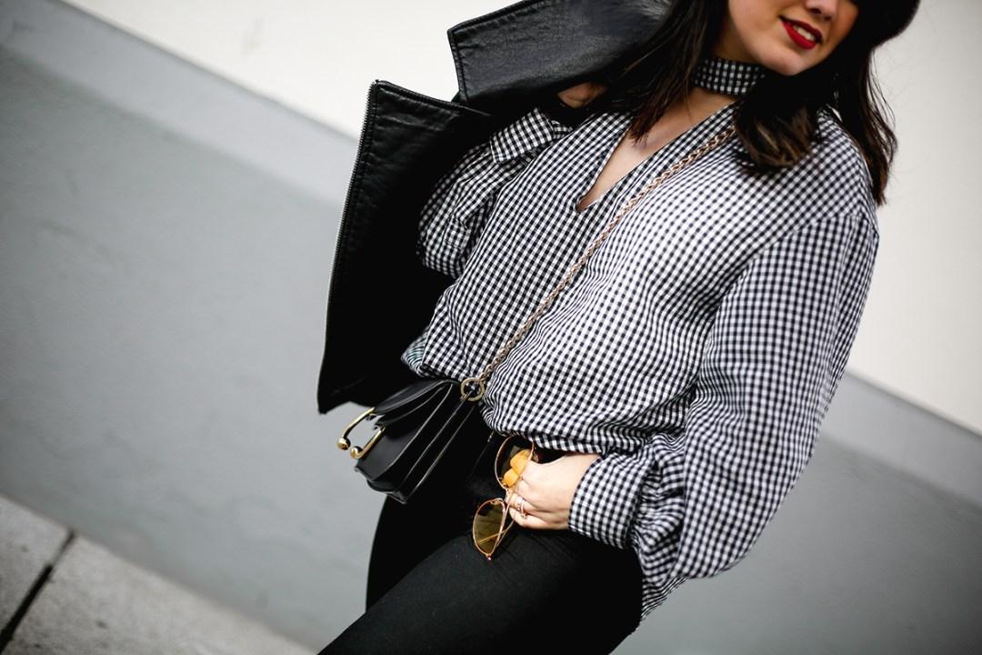 camisa-cuadros-vichy-chanel-slingback-pierce-bag-jw-anderson-myblueberrynightsblog1