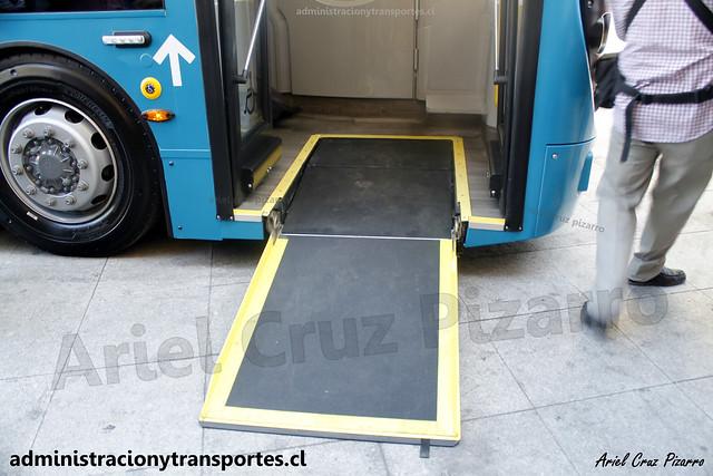 Transantiago   Metbus   ADL Enviro 500 / FLXT45
