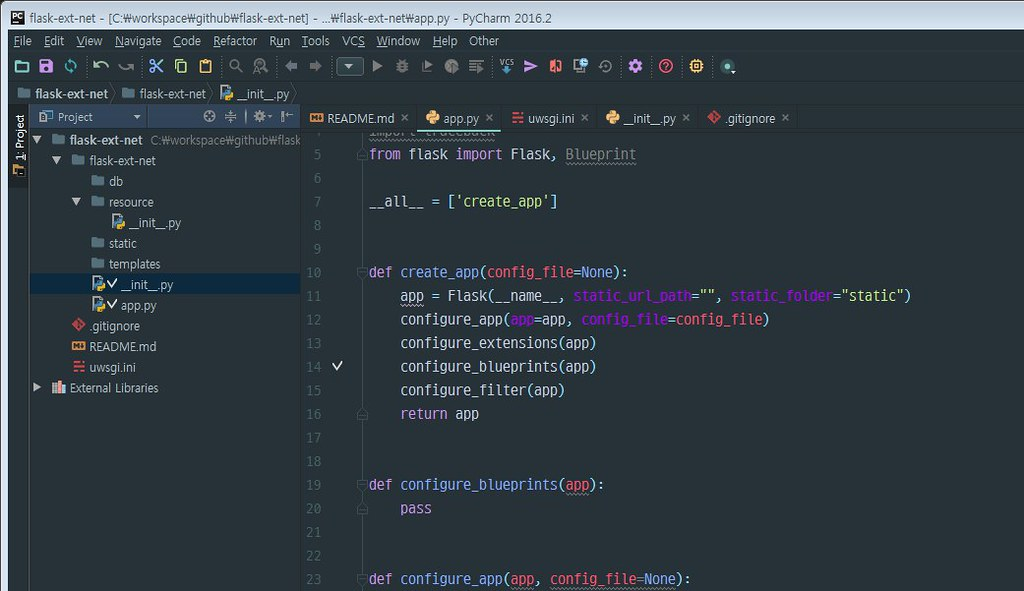 pycharm - bookmarks 북마크