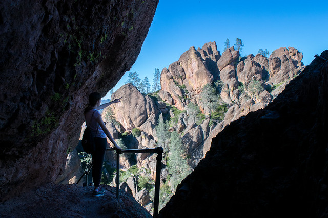 Narrow Paths in the High Peaks Paths