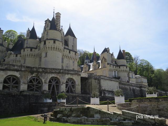 Chateaux d'Usse