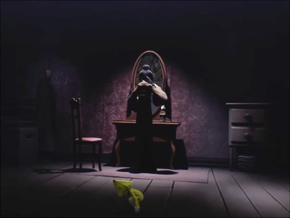 Little Nightmares - The Lady