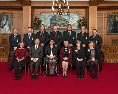 Twelve MCFD staff receive Corrections Exemplary Service Me ...