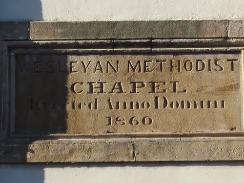 Marske Wesleyan Methodist Chapel