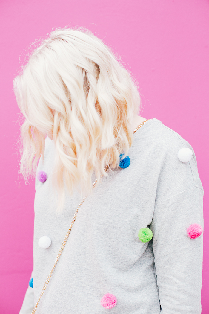 austin fashion blogger pom pom sweater10