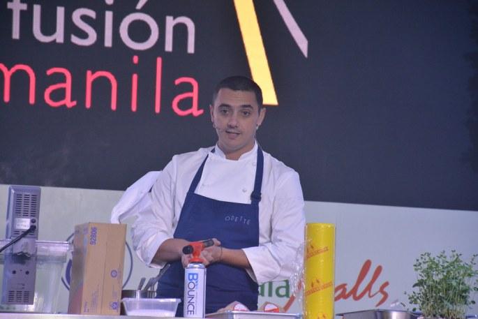 Madrid Fusion Chefs 9