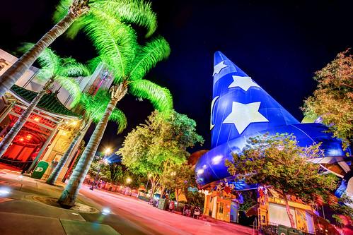 Hollywood Studios: Great Movie Ride / Sorcerer Hat | Flickr