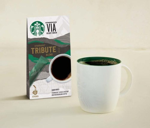 Tribute Blend VIA