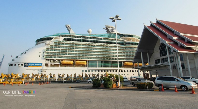 Mariner of the Seas at Laem ChaBang
