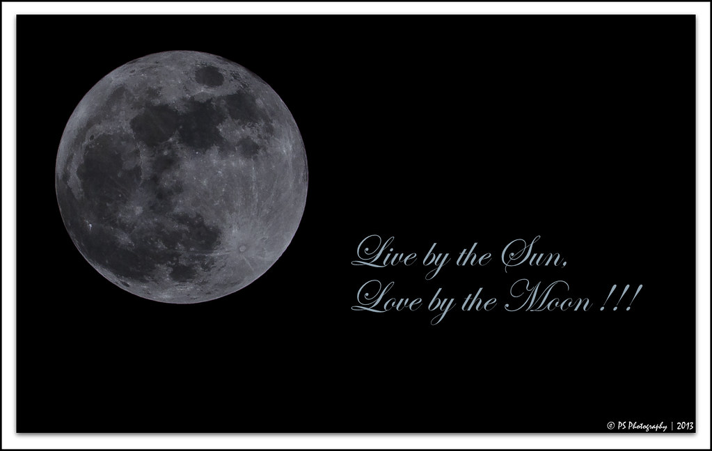 Download Live by the Sun, Love by the Moon !!!   Piyush Saxena   Flickr